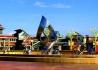大美江油方特旅游园外拍图片