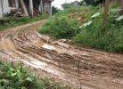 这就是传说中的水泥路 ?