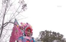 二郎廟鎮青林口的高抬戲,體現了中國古文化的風彩!