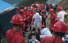 江油重华苏家垭遂道垮塌3人被困,7天8小时营救,被困3人活着,创造生命奇迹!