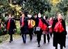 吉祥,幸福,话羌红。北川吉娜羌寨之行荟萃。