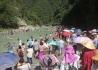 北川欢迎你,贯领洒啦溪景区免费欢迎你!
