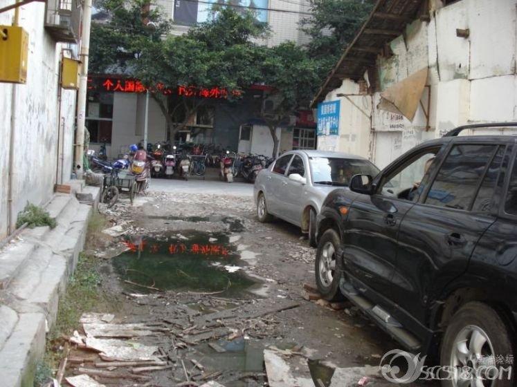 这是江油市中心?