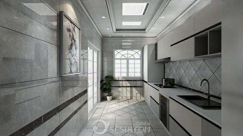 厨房黑白灰二级吊顶设计图-绅士白.jpg