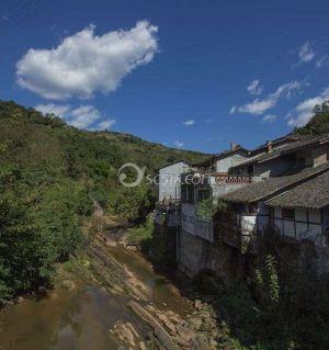 山水之间是对青林口村最好的写照