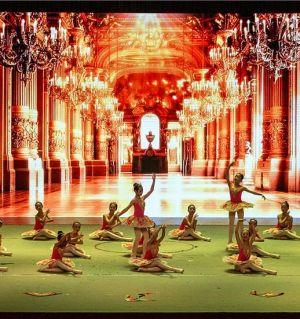 舞之精灵---舞台剧照