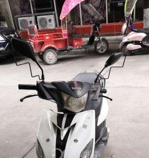 二手踏板摩托