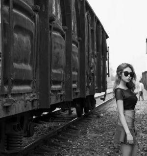 回歸線攝影俱樂部藝術人像追憶老火車外拍活動
