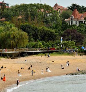 旅游隨拍—浪漫的海灘