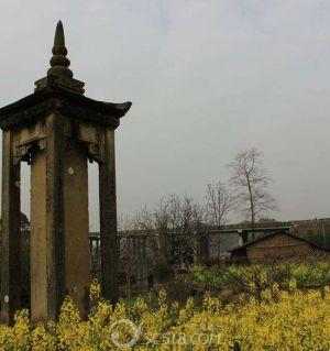 青林口的永济桥碑、桂林桥碑和救民涂炭碑