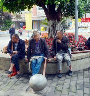 漫步重庆--打卡时光里步道