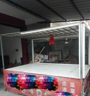 闲置保鲜柜,可移动的置物架低价出售,有意者电联18