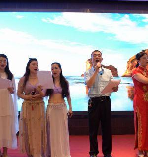 江油市大地书法协会庆祝中华人民共和国70华诞