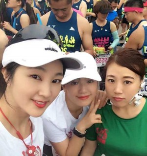 我的首马-----北京全程马拉松顺利完赛!