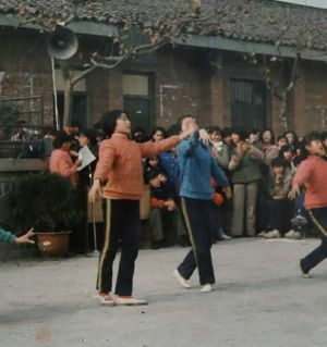 长城实验学校老照片