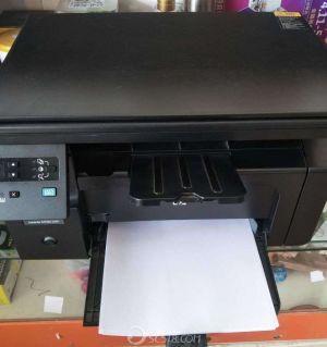 甩一台九成新的打印/复印/扫描一体机