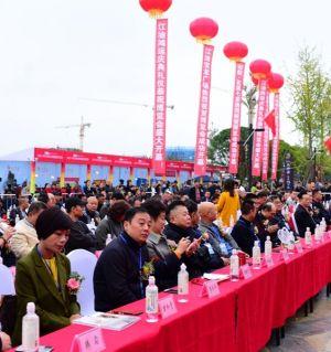 江油市'一带一路'李白文化节暨李白故里首届全国奇石文化博览会开幕式纪实