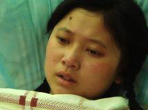 被疏散到四川江油川西北石油医院的平武平通镇的受伤学生