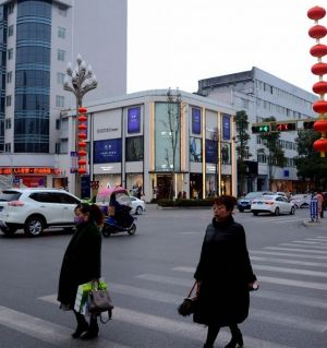 年节前扫街随拍