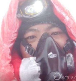 珠峰登顶前瞻——我在海拔8163米的马纳斯鲁之巅