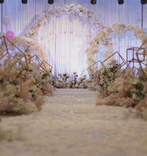 婚礼,涪江酒店
