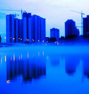 涪江三桥之夜