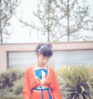中国汉服文化