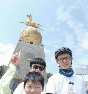 江油最小骑行西藏者  这28天他都经历了什么