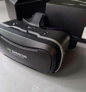 VR眼镜+手柄