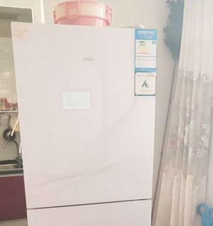 出私人冰箱一个