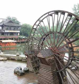 黄龙古镇一日游。
