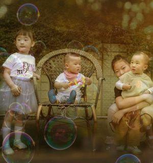 儿童节拍小朋友