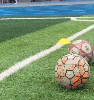 美好的一天从足球开始